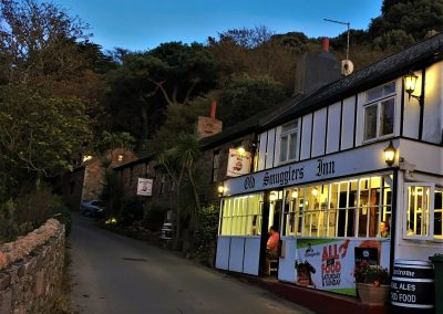 best country pubs in Jersey