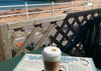 Colleens Cafe Greve de Lecq