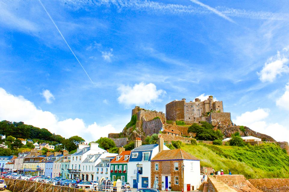 Gorey Castle and Village