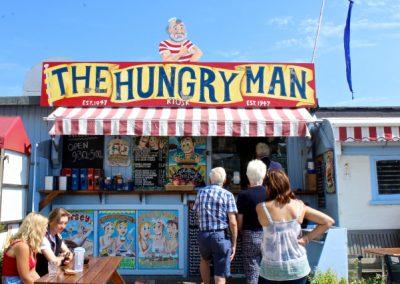 best beach cafes in Jersey