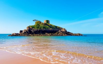 Top 10 Beaches in Jersey