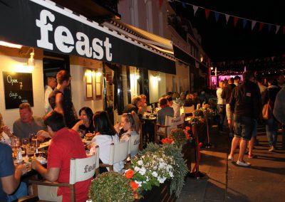 Feast Restaurant Jersey