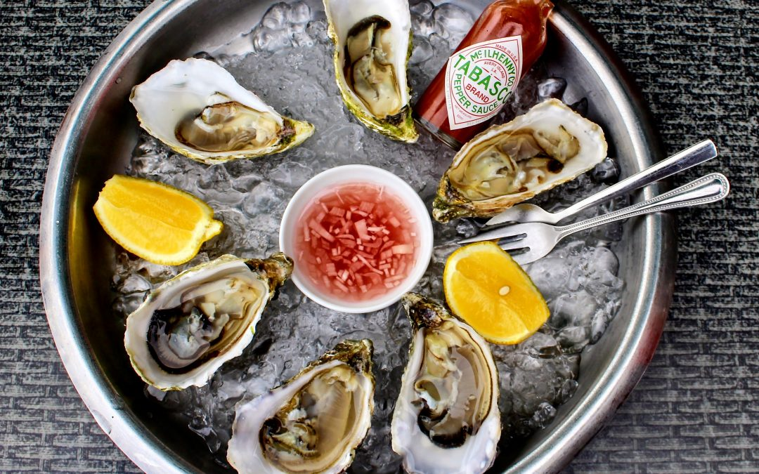 Top 5 Seafood Summer Spots