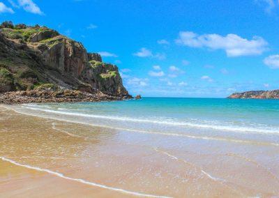 best beaches in Jersey
