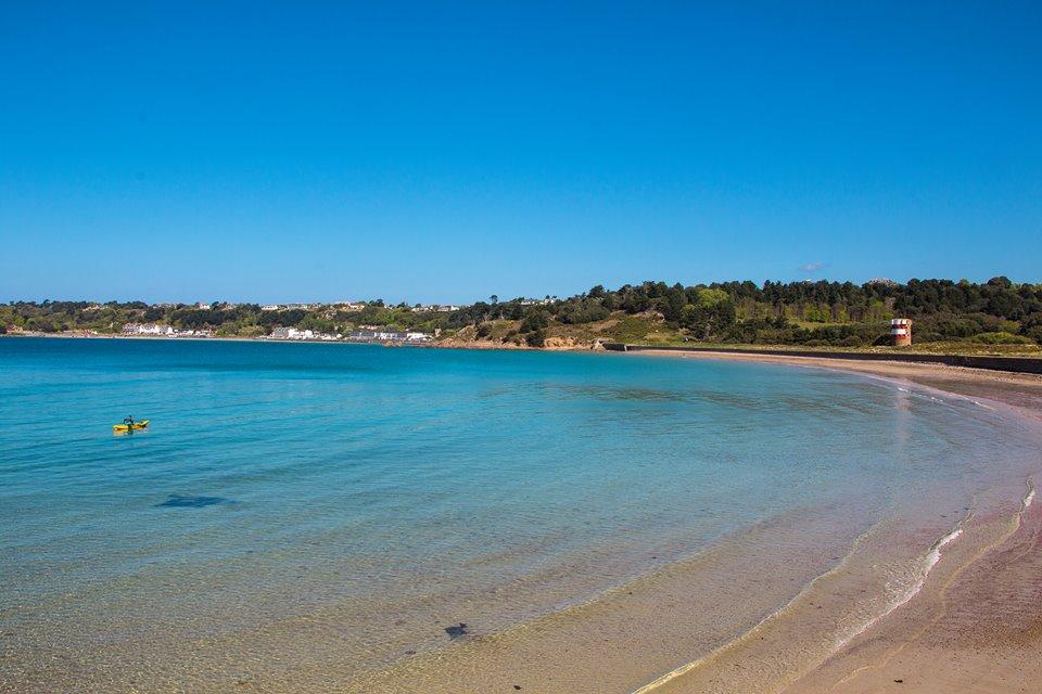 beach at Ouaisne