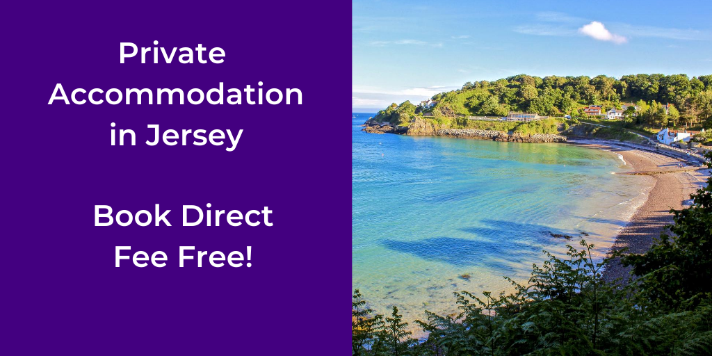 visitor accommodation in Jersey