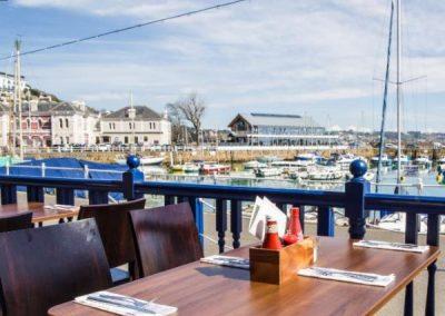 Seafish Cafe St Aubin Jersey