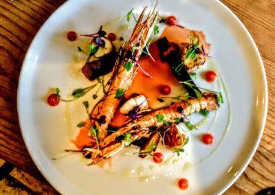 feast restaurant Gorey