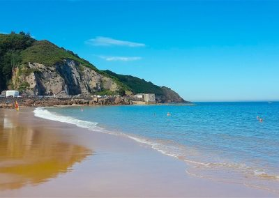 beach in Jersey