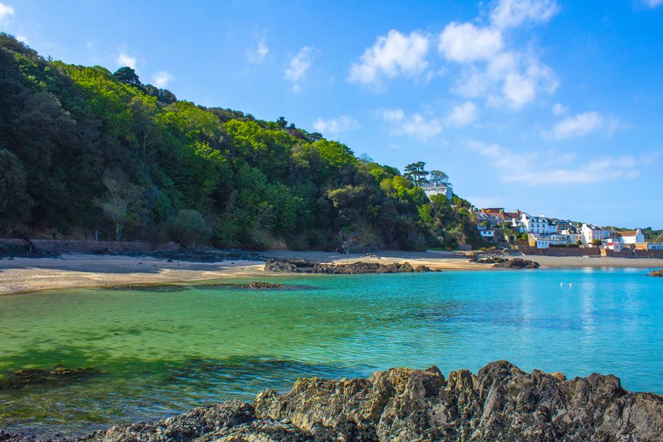 5 Secret Beaches in Jersey