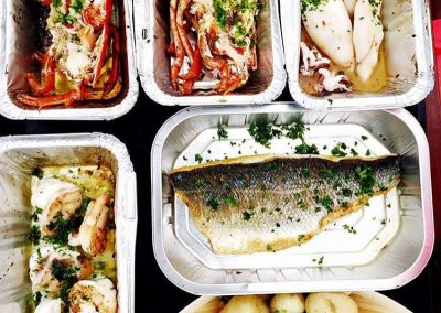 Summer Seafood Restaurants in Jersey