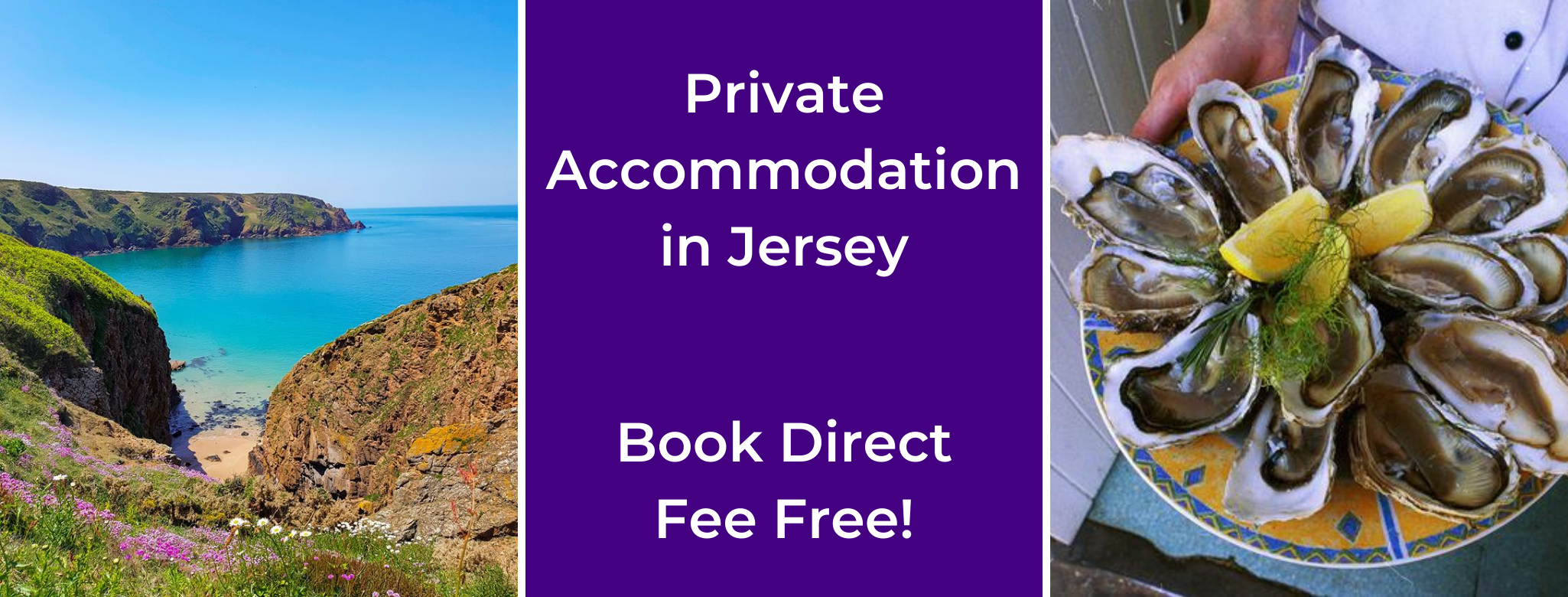 Private Accommodation in Jersey