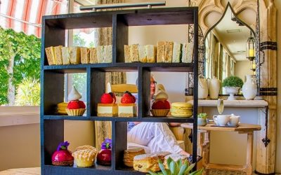 6 Places for Afternoon Tea in Jersey