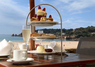 afternoon tea L'Horizon