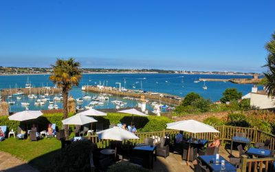 5 Restaurants in Jersey with a View