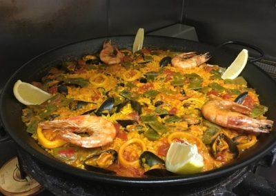 Paella Casa Paco