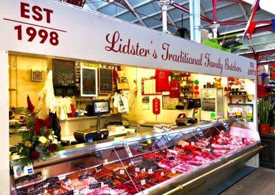 St Helier Market