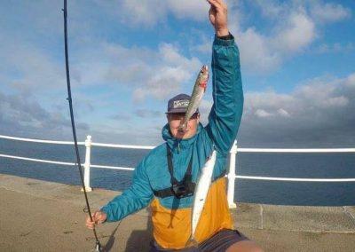 st catherine's breakwater fishing