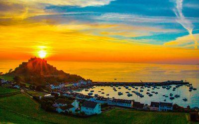 Best Sunrise & Sunset Spots in Jersey