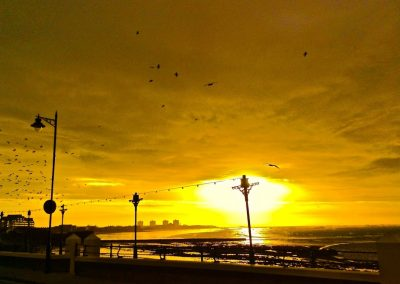 sunrise Havre des Pas