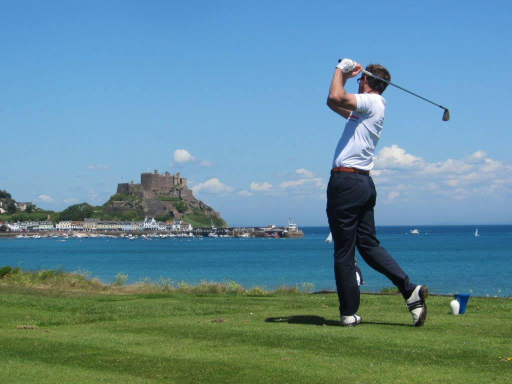 Golf Courses in Jersey