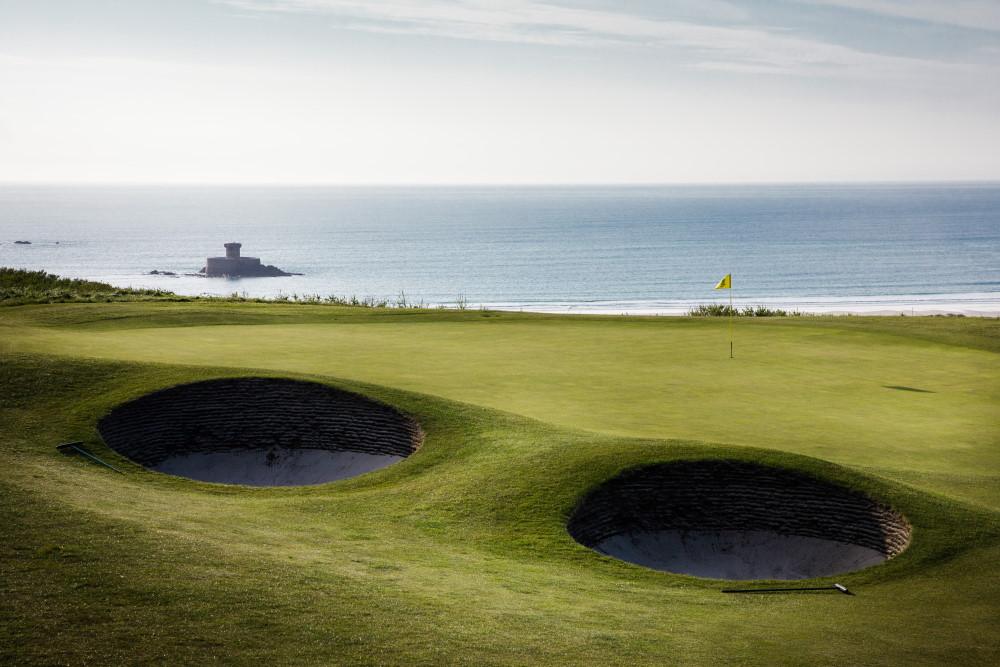 La Moye Golf Course in Jersey