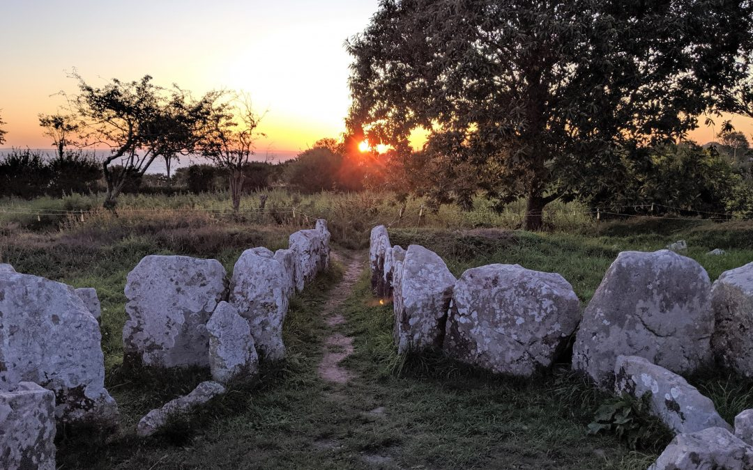 Top 5 Megalithic Sites in Jersey