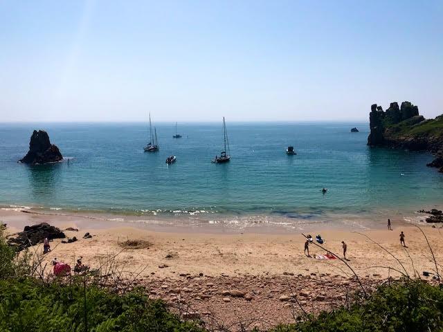 5 Favourite Jersey Summer Spots