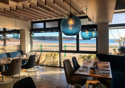 Oyster Box restaurant Jersey