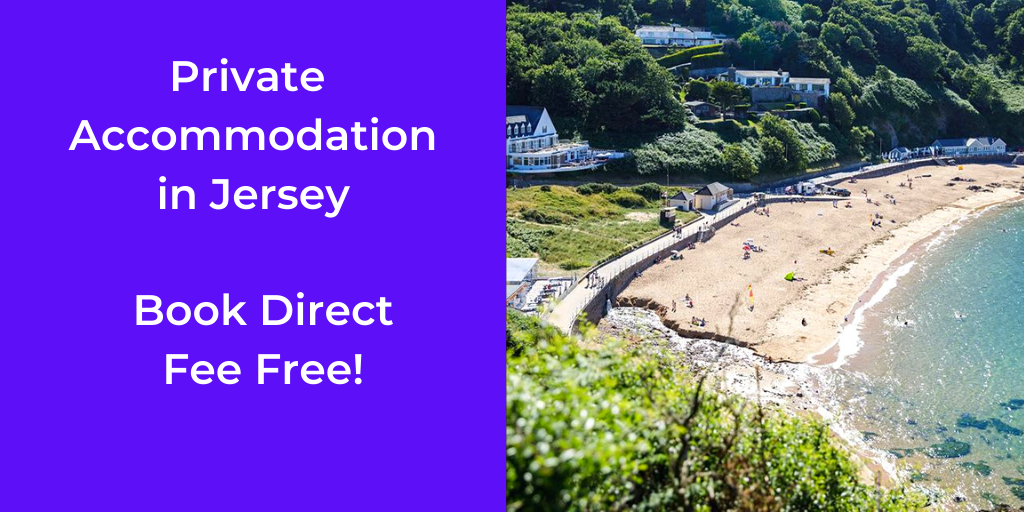 self catering accommodation Jersey