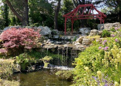 Samares Manor Japanese Garden