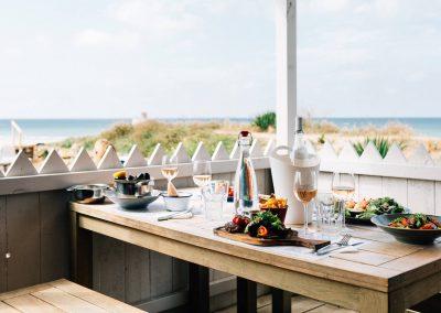 beachfront restaurants Jersey